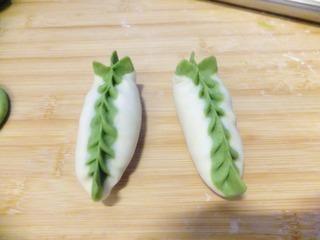 柳叶蒸饺的做法第5步图片步骤 www.027eat.com