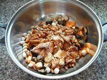 杂粮糯米鸡的做法第6步图片步骤 www.027eat.com