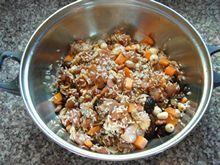 杂粮糯米鸡的做法第8步图片步骤 www.027eat.com