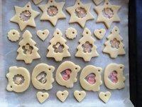 琉璃糖饼干的做法第10步图片步骤 www.027eat.com