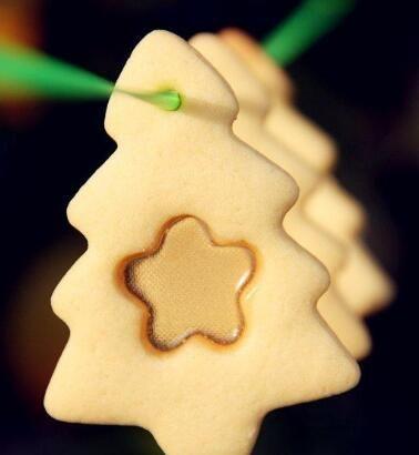 琉璃糖饼干的做法