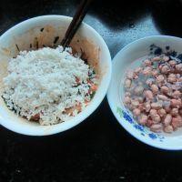 猪肉糯米花生粽子的做法第2步图片步骤 www.027eat.com