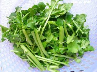 剥皮鱼西洋菜粥的做法第4步图片步骤 www.027eat.com