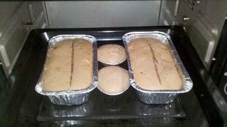 巧克力核桃蛋糕的做法第5步图片步骤 www.027eat.com