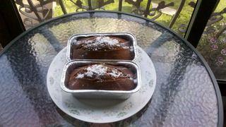 巧克力核桃蛋糕的做法第6步图片步骤 www.027eat.com