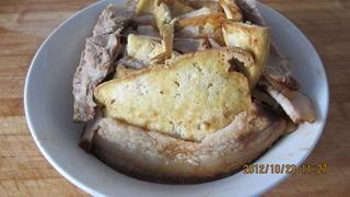 荤素扣肉的做法第10步图片步骤 www.027eat.com