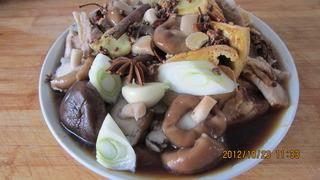 荤素扣肉的做法第11步图片步骤 www.027eat.com