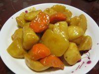 咖喱马铃薯的做法的做法